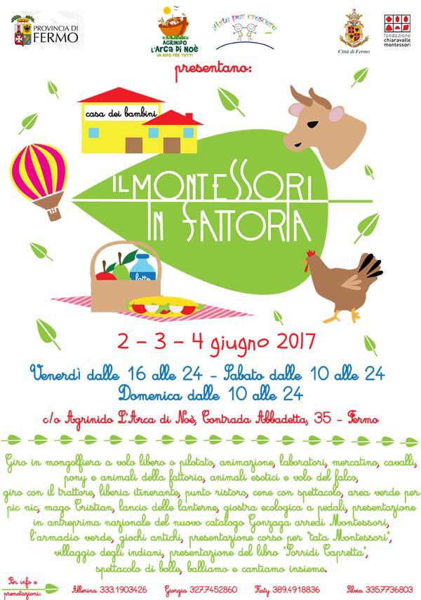 Montessori in Fattoria 2017