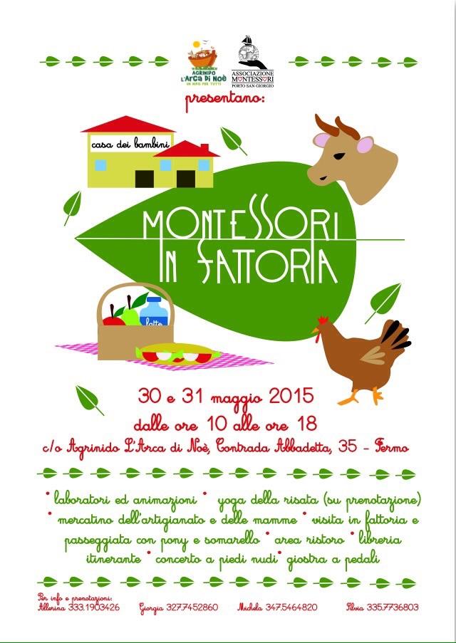 Montessori in Fattoria